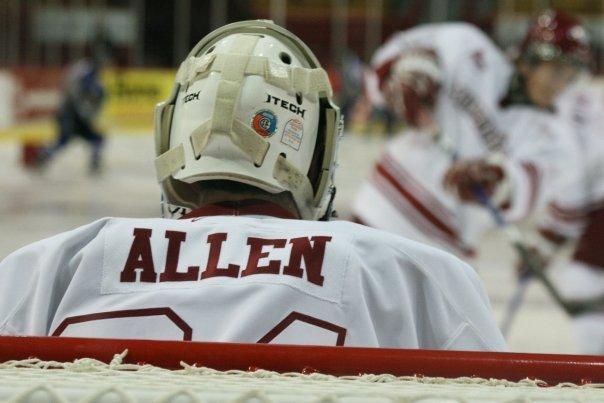 Allen back